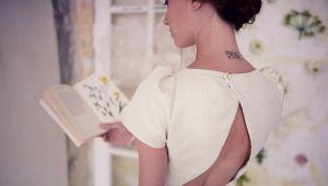 Christina Sfez, de l'art délicat de la création de robes de mariée