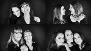 De mère en fille : leurs secrets de beauté
