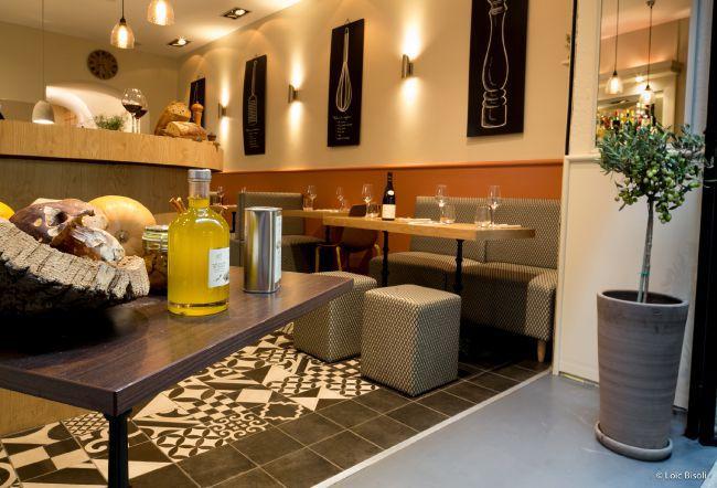 Restaurant Olive & Artichaut à Nice