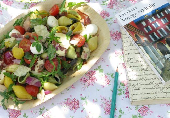 salade de p 226 tes 224 l italienne l occitane en provence