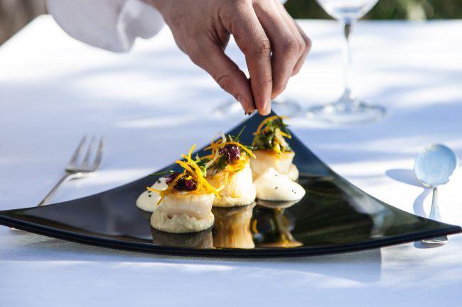 Son restaurant Les Pêcheurs