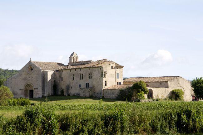 L'abbaye de Salagon