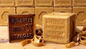 Le savon de Marseille