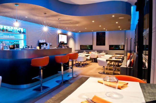 Restaurant Quai 70 : le design à l'état pur !