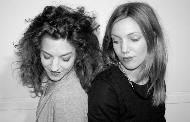 Ses jolies créatrices Louise et Rosina