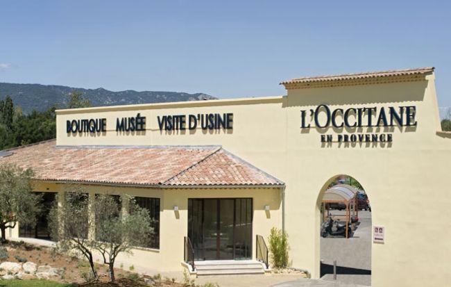 Visite de l'usine l'Occitane : dans les coulisses de la beauté...