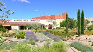 Visite du site de production l'Occitane : dans les coulisses de la beauté...
