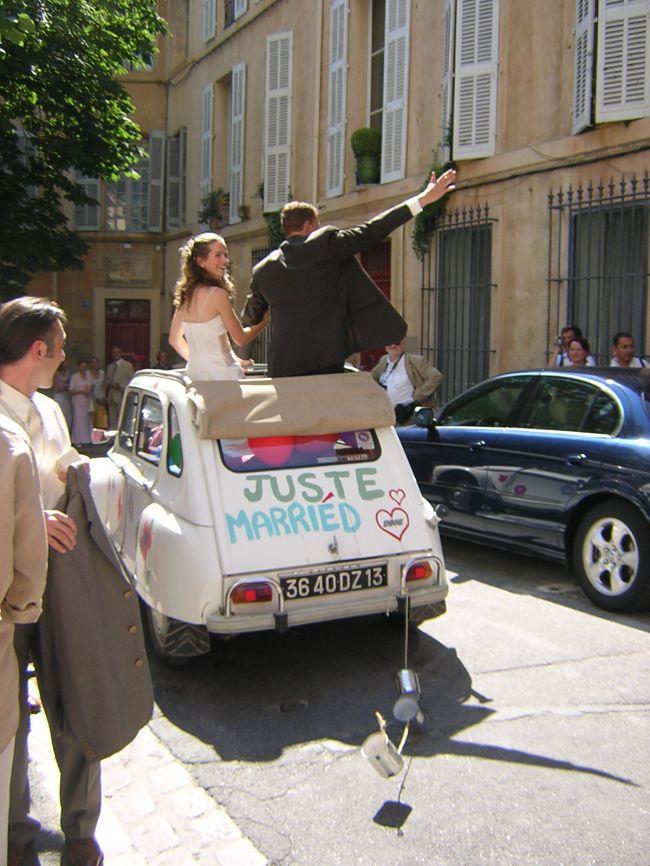 Dites-vous OUI en Provence