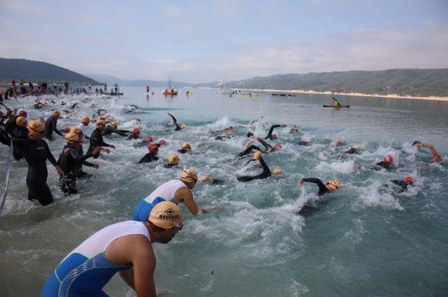 L'OCCITANE s'associe à la 2e édition du Natureman, le triathlon du Verdon