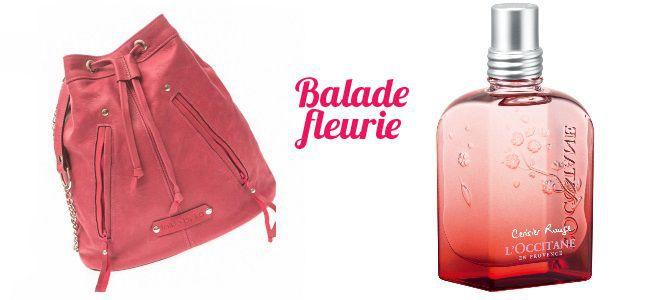 Parfum Cerisier Rouge, L'Occitane