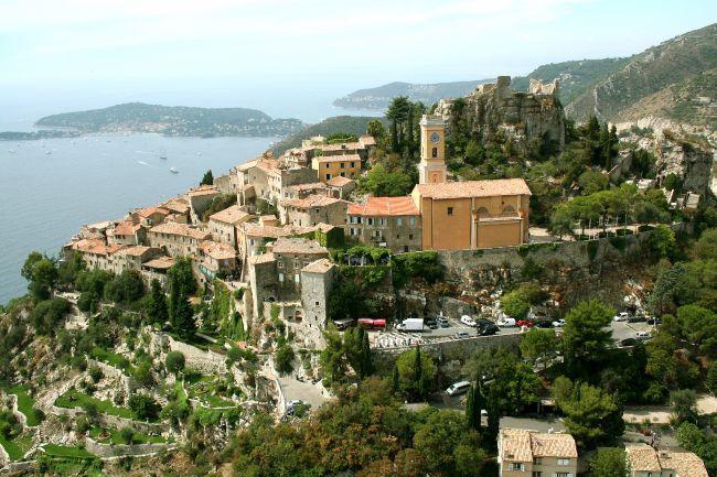 Château Eza : le luxe au cœur de l'histoire