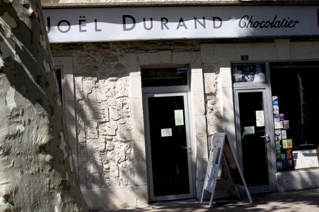 Chocolaterie Joël Durand : l'art gourmand de A à Z