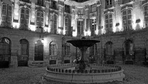 Aix-en-Provence en noir & blanc