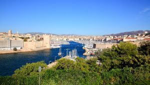 Marseille à bord d'un pointuII