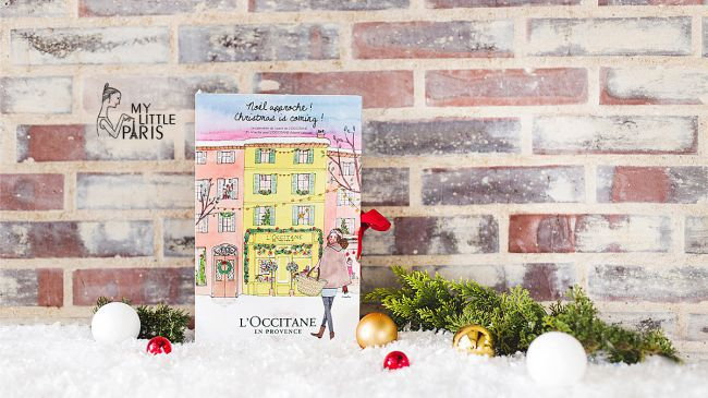 L'Occitane et My Little Paris