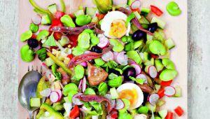 Provence, les meilleures recettes – La salade niçoise