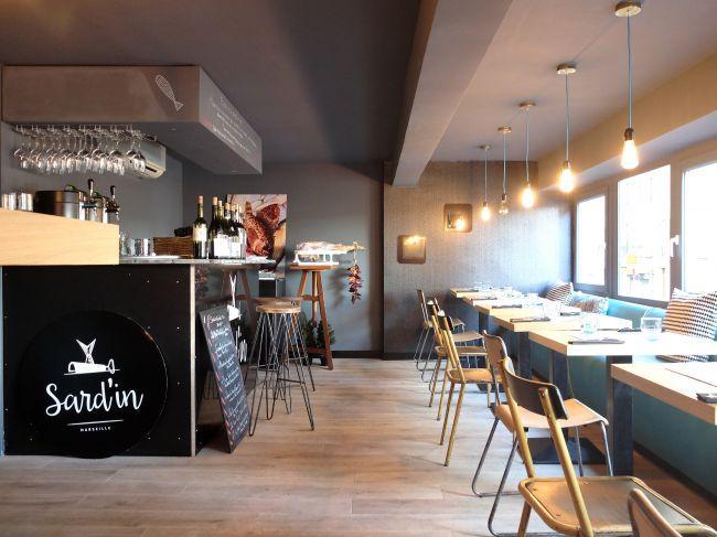 Sard'In, le premier bar à sardines au monde