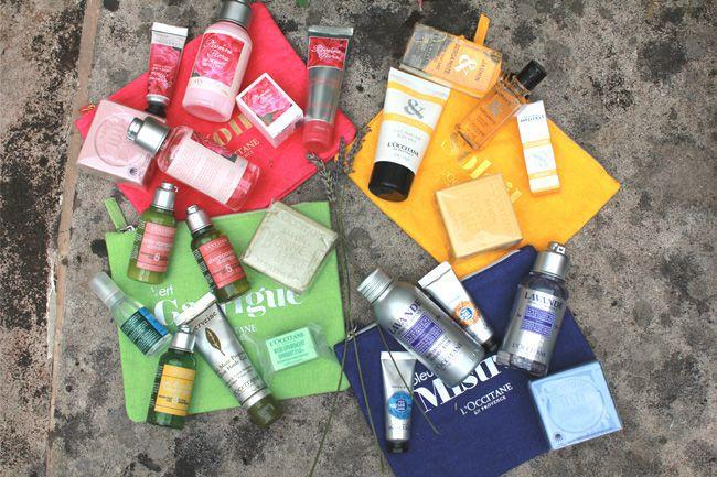 I 10 prodotti di bellezza indispensabili da mettere in valigia!