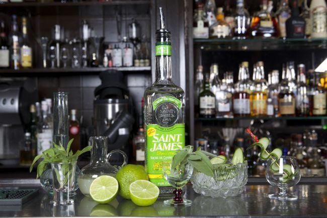 Il cocktail alla verbena