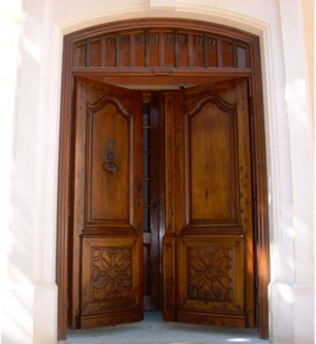蘇る古い扉