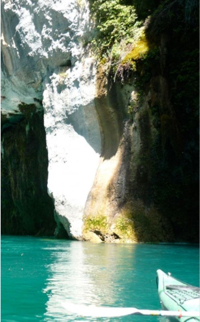 ヴェルドン峡谷