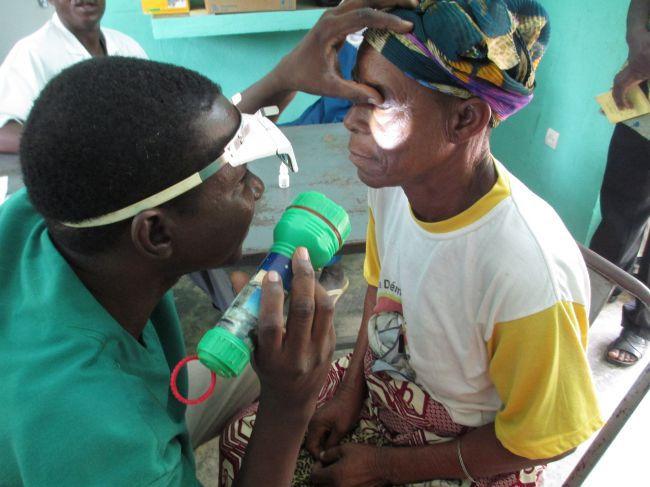 視覚障がい予防におけるロクシタンの取り組み