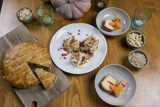 アルマン・アルナル氏による、プロヴァンスの伝統の「13種類のデザート」のひとつ