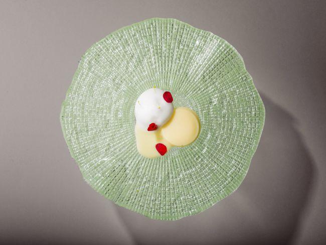 アレクサンドル・マッジアが作る創意に満ちた料理