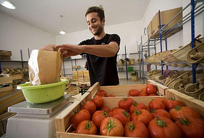 マ・テール社 プロヴァンス地方で栽培された無農薬の野菜や果物を販売its bio de Provence