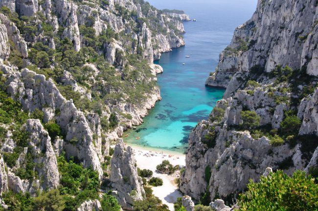 De 5 mooiste uitzichten van het Middellandse zeegebied