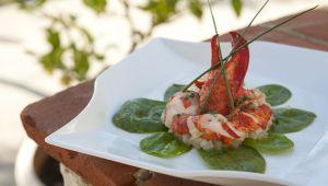 Restaurant La Presqu'île, een paradijs voor wie van lekker eten houdt!