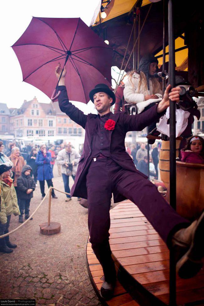 Festival Drôles de Noël viert zijn 10e verjaardag!