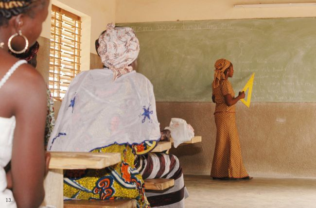 L'OCCITANE zet zich in voor vrouwelijk ondernemerschap in Burkina Faso