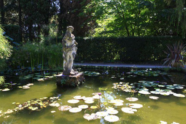 Jardim Serre de la Madone em Menton