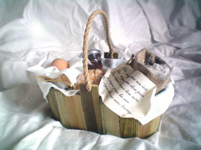 Conheça a tradição provençal da cesta de nascimento