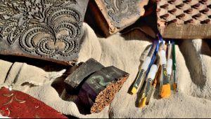 Elisabeth Ferriol: uma paixão pela tecelagem