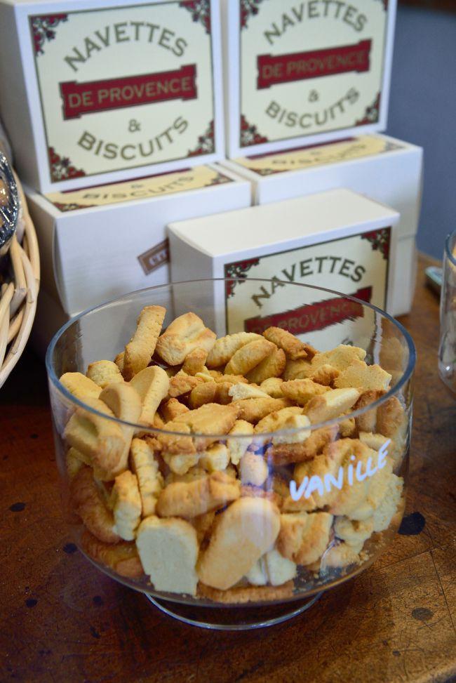 A biscuiterie de Forcalquier
