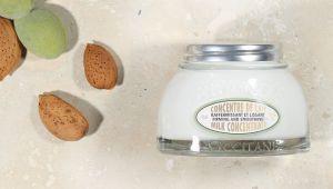 История создания миндального молочка для упругости кожи тела