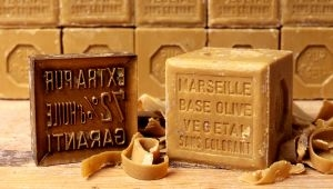 Марсельское мыло