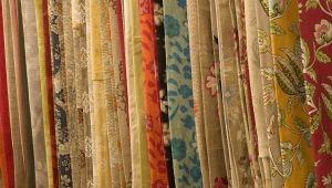 Провансальские ткани в Les Olivades