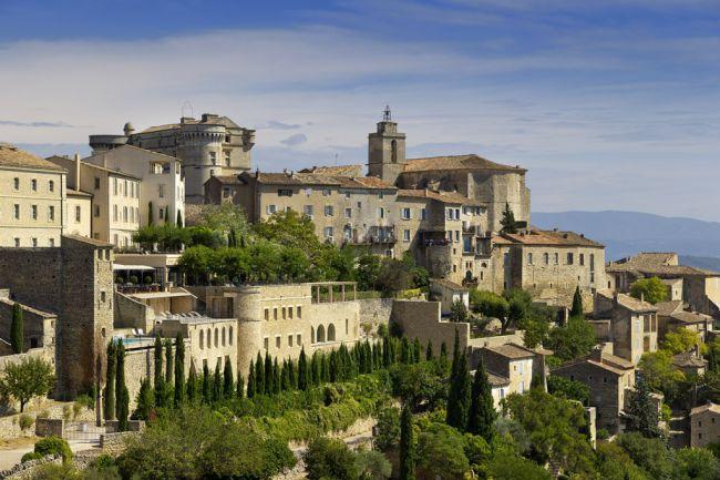 戈尔德城堡庄园(La Bastide de Gordes):普罗旺斯的梦幻高地