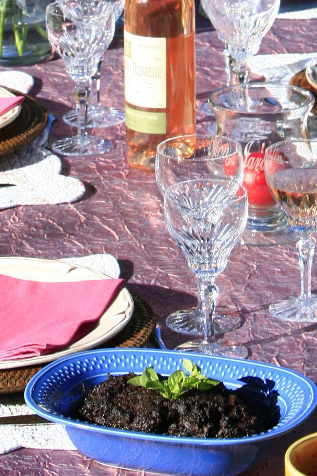 普罗旺斯橄榄酱菜谱