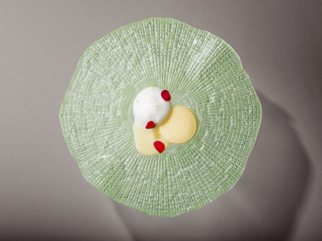 Alexandre Mazzia的创意美食
