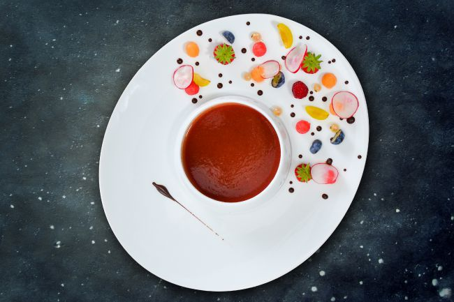 Marc de Passorio的创意美食