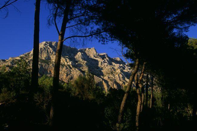 圣维克多山