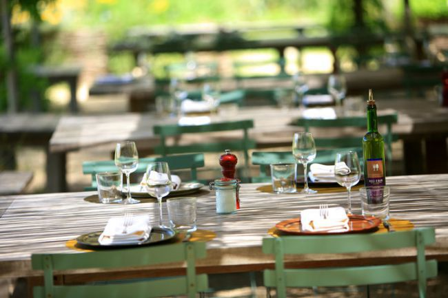 La Chassagnette餐厅