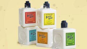 媽媽保姆系列:各種形式的馬賽皂