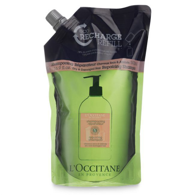 L'Occitane Eco–Refills: A Gesture for the Environment!