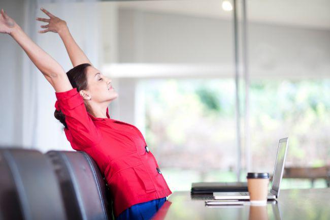 10個簡單的工作紓壓法