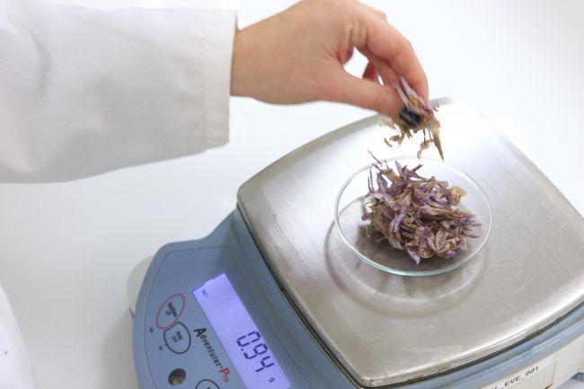 The L'OCCITANE Plant Expertise Laboratory